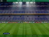 Team Manager 2005 screenshot